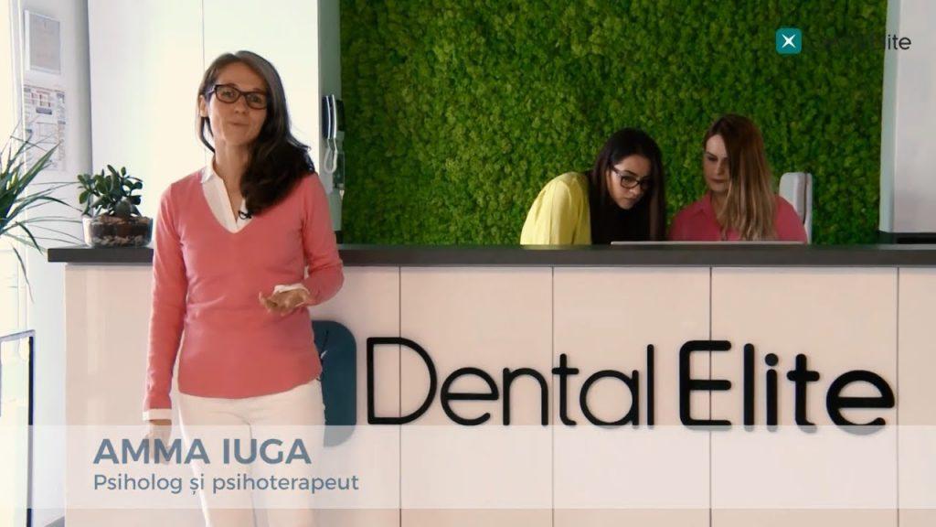 Amma Iuga psiholog și psihoterapeut Dental Elite